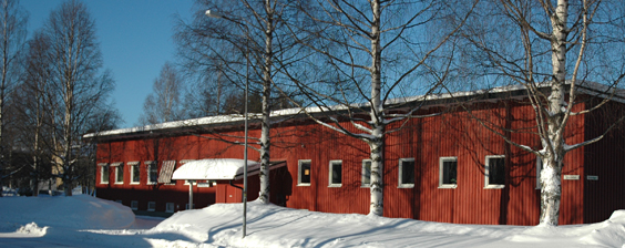 Mineral resources information office in Malå