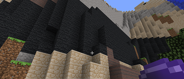 BetterGeo – Minecraft with more geology