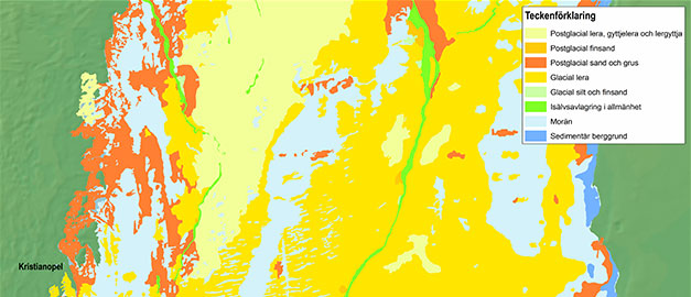 Nya Kartor Over Svenska Havsomraden