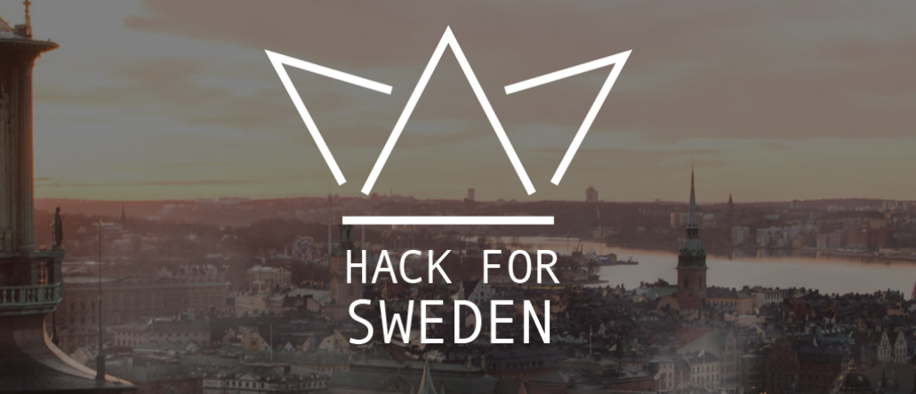 Hack for Sweden - logotype