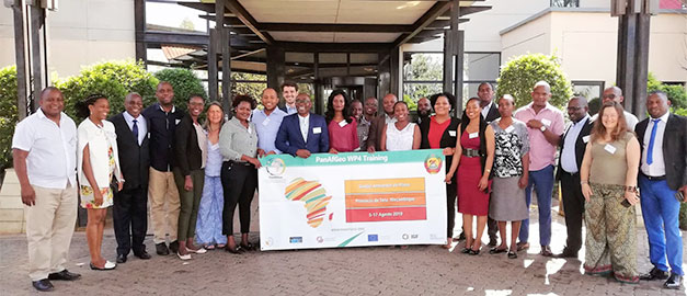 Knowledge exchange in Mozambique on mining and its environmental challenges